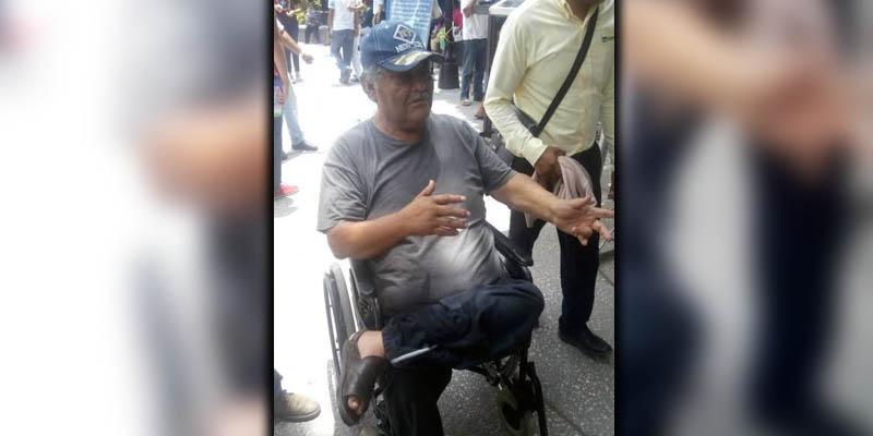 Discrimina Leyva Mena a discapacitados de Chilpancingo; lo demandarán