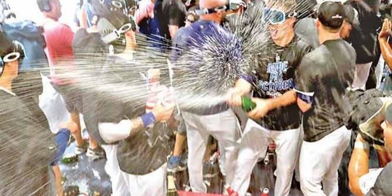 Dodgers suma su cuarto título consecutivo