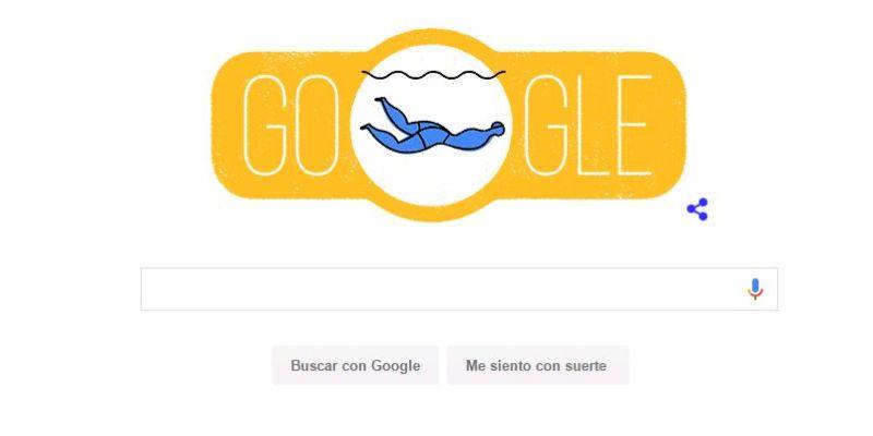 Google dedica 'doodle' a Paralímpicos de Río 2016
