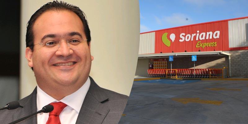 Antes de irse, busca Duarte repartir terrenos a Soriana y empresarios