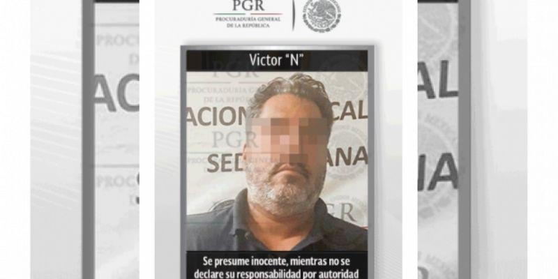 Capturan en Baja California a operador del CJNG