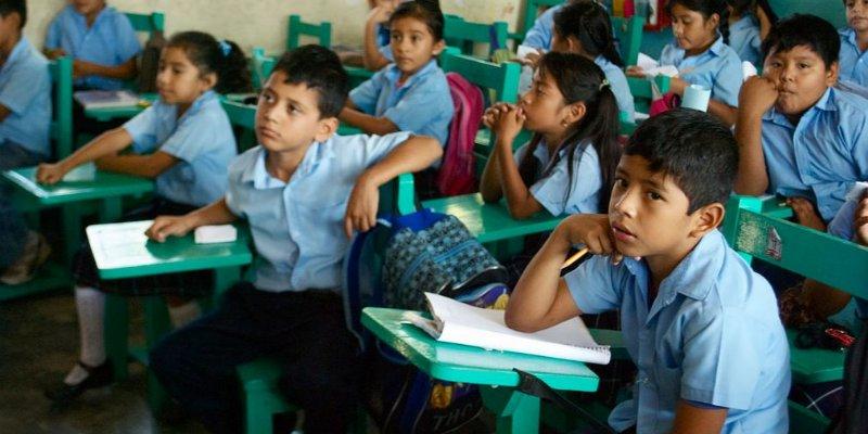Anuncia SEP restablecimiento de clases en Oaxaca, Guerrero y Michoacán