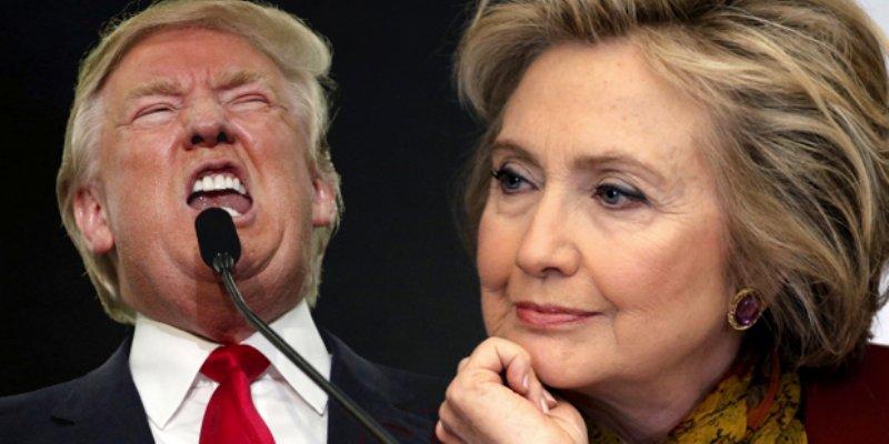 Debate entre Hillary y Trump, muestra a E.U. como superpoder a la deriva