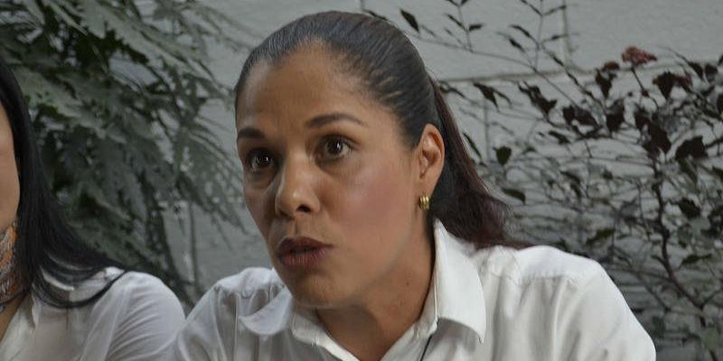 """""""¡Viva doña Josefa María Morelos!"""", grita alcaldesa"""