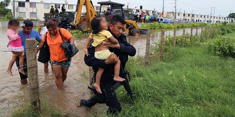 Revisaran autoridades condición de Campestre Laguna: PC Acapulco