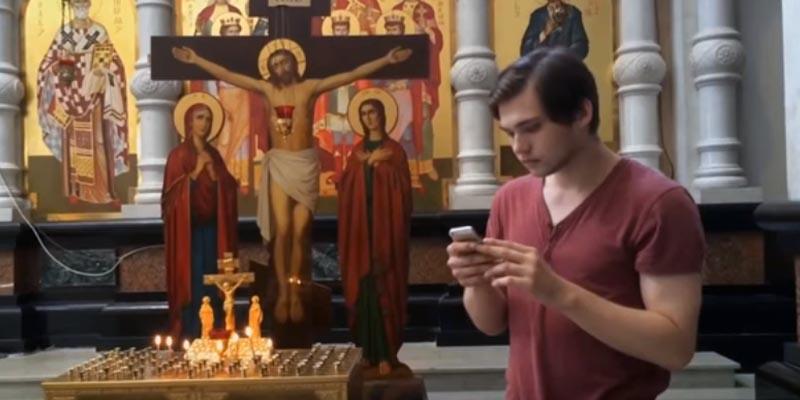 Por jugar Pokémon Go! en iglesia, ruso podría pasar 5 años en prisión