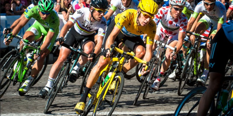 Vigilan la Etapa Ciudad de México del Tour de Francia