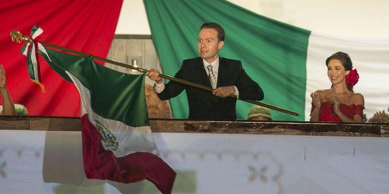 """Velasco: pide vivas para frailes y """"bendiciones"""" para Chiapas"""