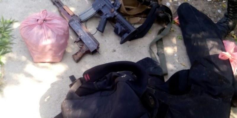 Decomisa Ejército armas y cartuchos útiles en Chilapa