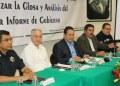 Guerrero recuperó el orden, defienden Florencio Salazar y Almazán ante diputados 9
