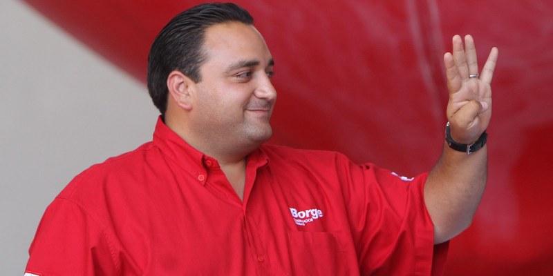 Hay órdenes de aprehensión solicitadas contra Borge: Carlos Joaquín