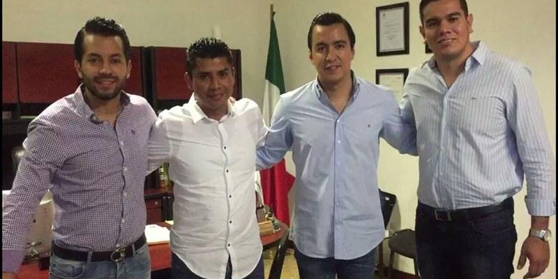 Desde Sejuve, beneficia Humberto Díaz a priistas: PRD