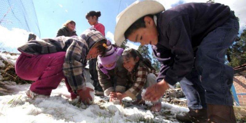 Pronostican mucho frío, en noroeste y norte de México