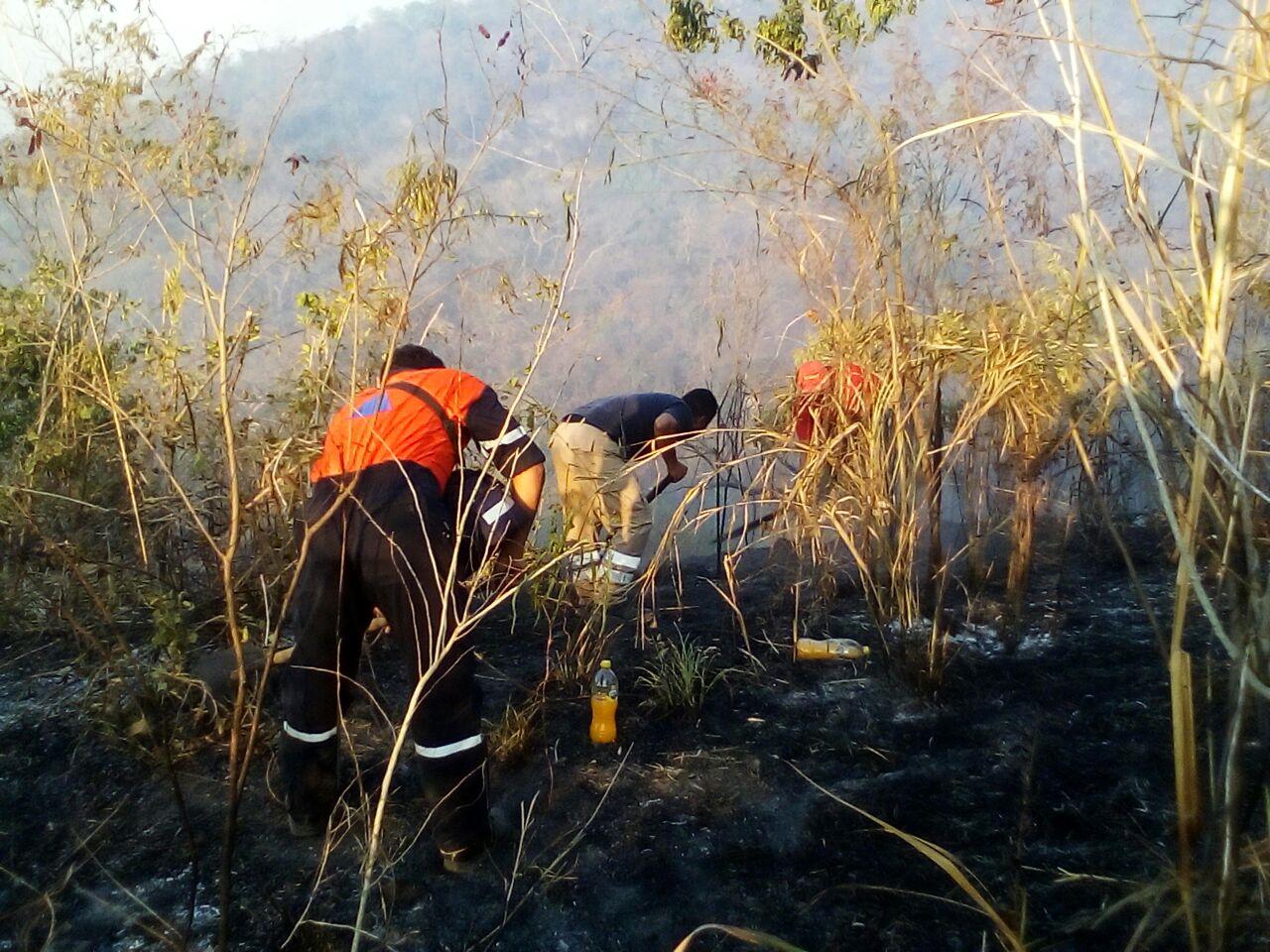 incendio en acapulco