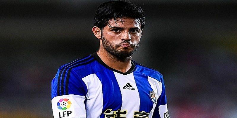 Real Sociedad se enfrenta a Leganés en liga de España sin Carlos Vela