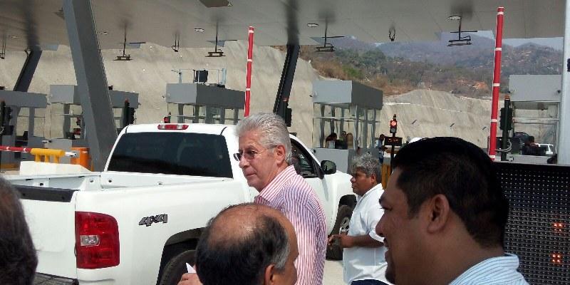 Autopista conectará a Puebla con Acapulco en 2 horas: Ruiz Esparza