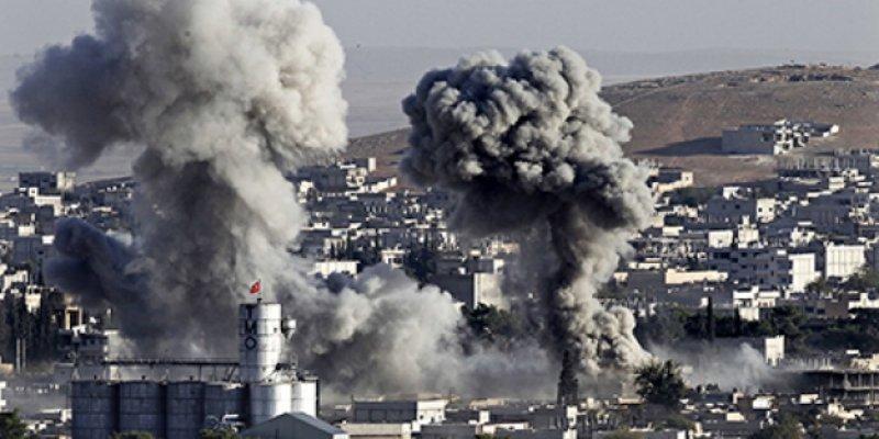 Turquía bombardea posiciones kurdas en Siria e Irak