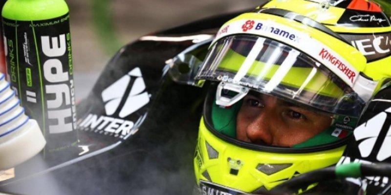 Checo Perez aprovecha entrenamientos previos a Gran Premio de Baréin