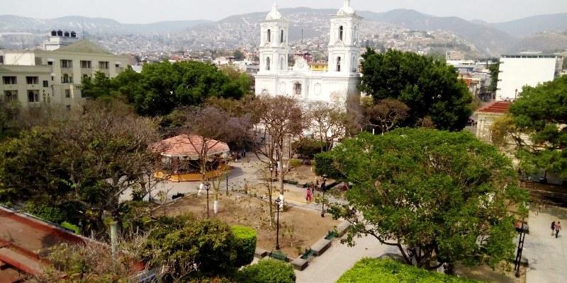 A Chilpancingo no llegan ni las moscas, reprocha Canaco [FOTOS]