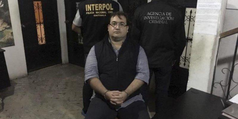 De 6 meses a un año podría tardar extradición de Javier Duarte: PGR
