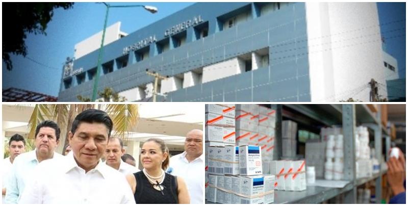 Falta todo en hospitales del ISSSTE, reclaman a delegado en Guerrero