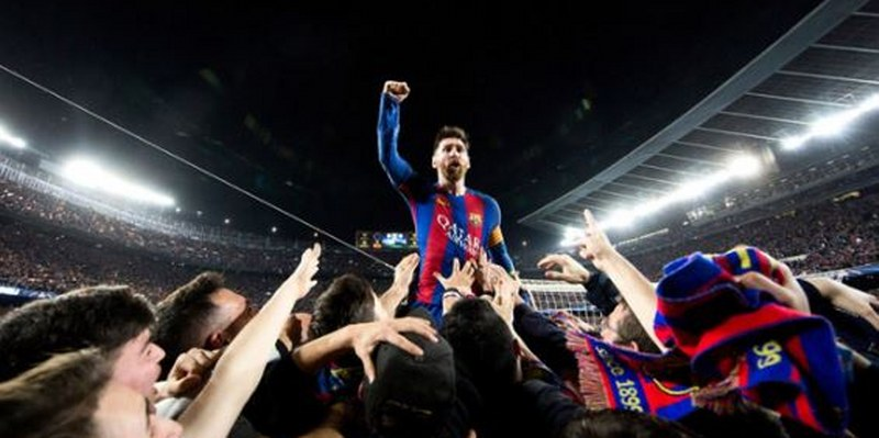 Recibió Messi a mexicano que tomó icónica foto