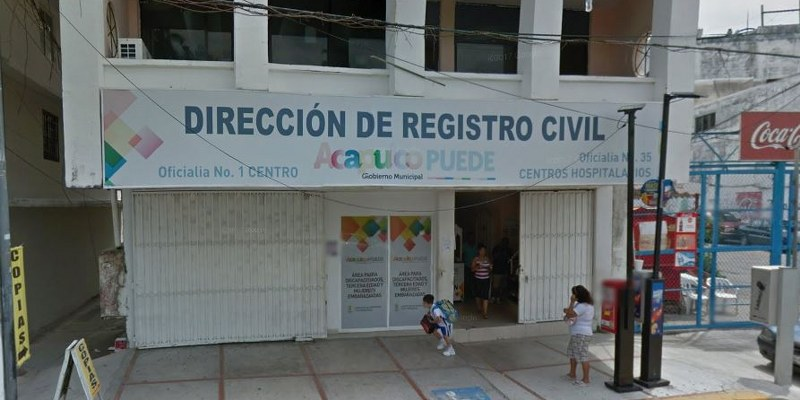 Hay cambios en todas las oficialías, dice director de Registro Civil