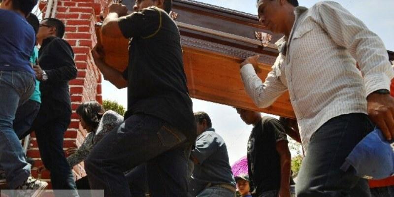 No hubo convivio; llegaron y mataron a exalcalde de Guerrero: familiares