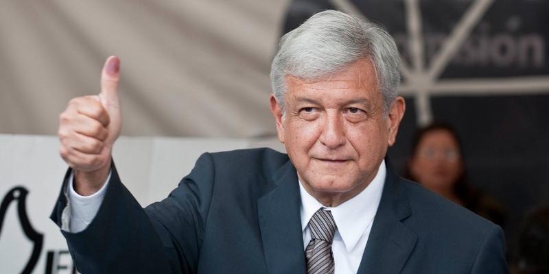 Encuesta de Parametría da 11 puntos de ventaja a López Obrador