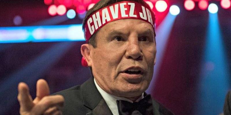 Asaltan a punta de pistola a Julio César Chávez en CDMX