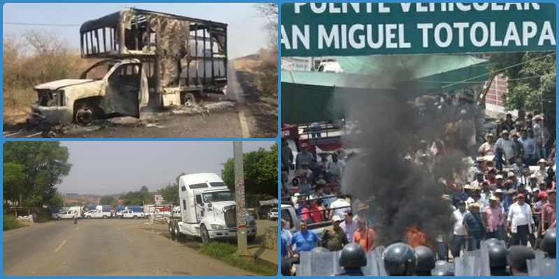 'Sin violencia', reporta Semáforo Delictivo municipios en poder del narco 1