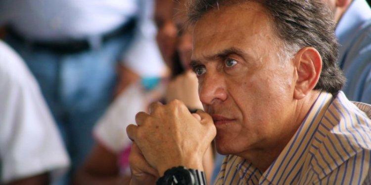 La violencia en Veracruz está focalizada dice Yunes 1