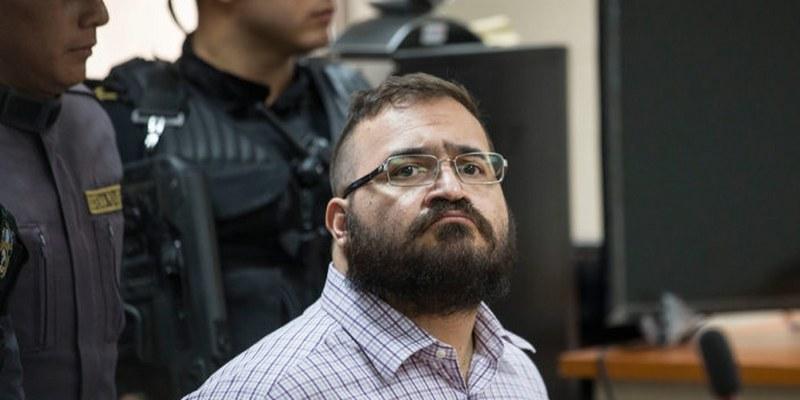 Rechazan amparo de Javier Duarte contra delito de desaparición forzada