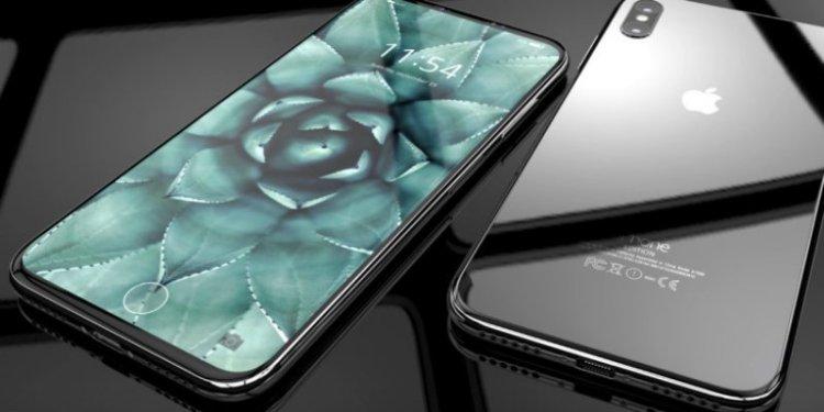 Error revela características de iPhone 8 1