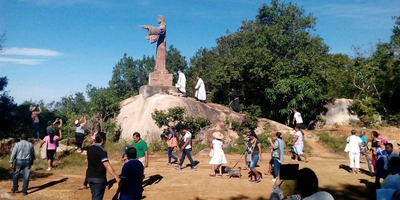 Cristo de El Encinal, Acapulco