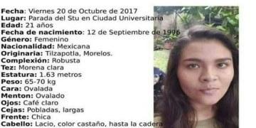 Frida desaparecida