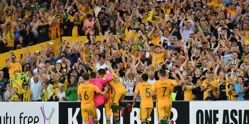 Australia clasifica al Mundial 2018, vence a Honduras 3-1