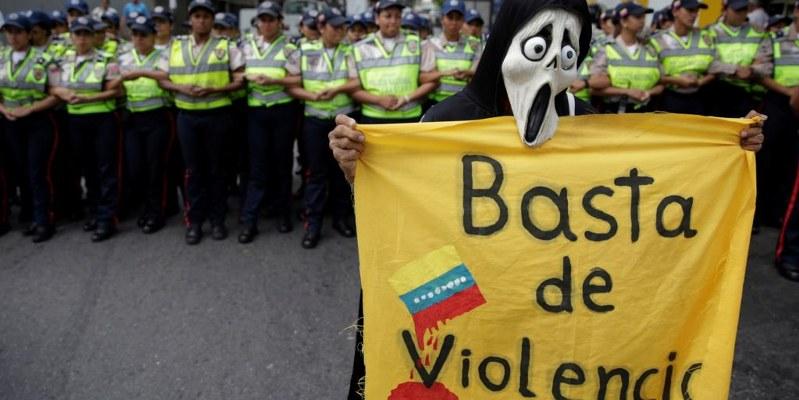 Caracas la ciudad más violenta del mundo: Consejo Ciudadano