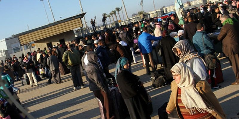 Por primera vez en 10 años abre cruce de Rafah gestionado por ANP