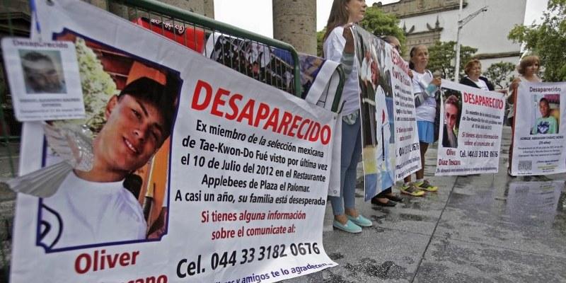 Acapulco, la octava ciudad con más desaparecidos en el país