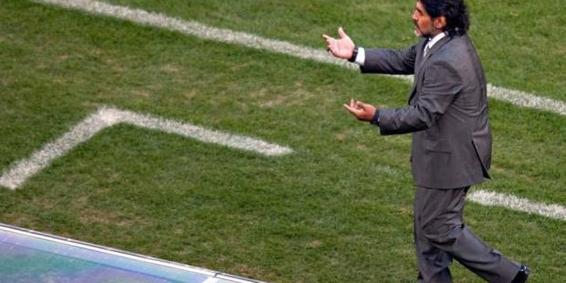 """""""Quiero volver"""": Maradona sobre la Selección Argentina"""