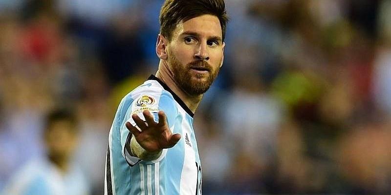 Messi desmiente que el elija a jugadores de la selección argentina