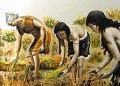 Mujeres de la prehistoria