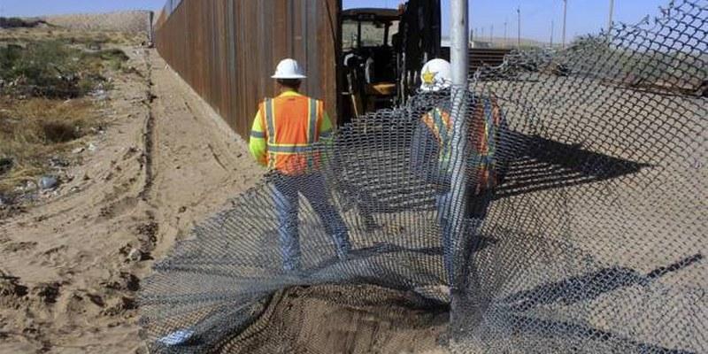 Revista revela detalles sobre construcción de muro en sureste de Texas