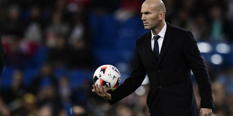 Zinedine Zidane, uno de los mejores entrenadores del Real Madrid