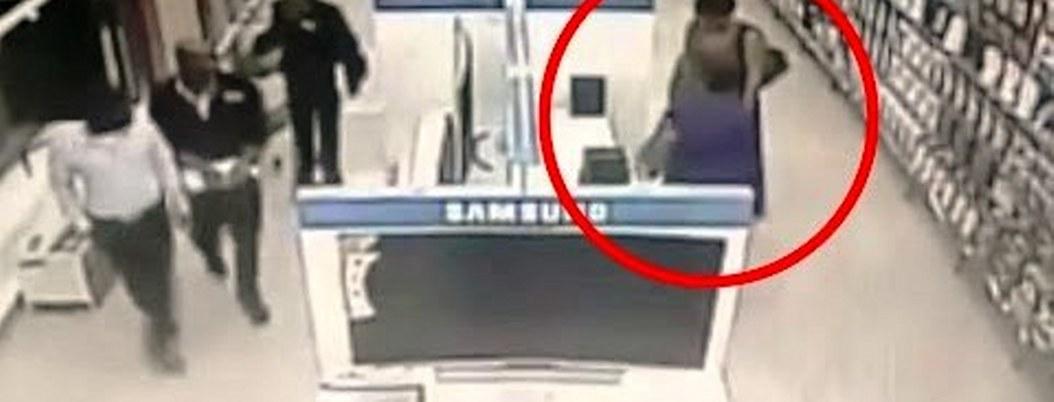 """""""El Chuletas"""" entró disparando al aire; quería robarse un televisor"""