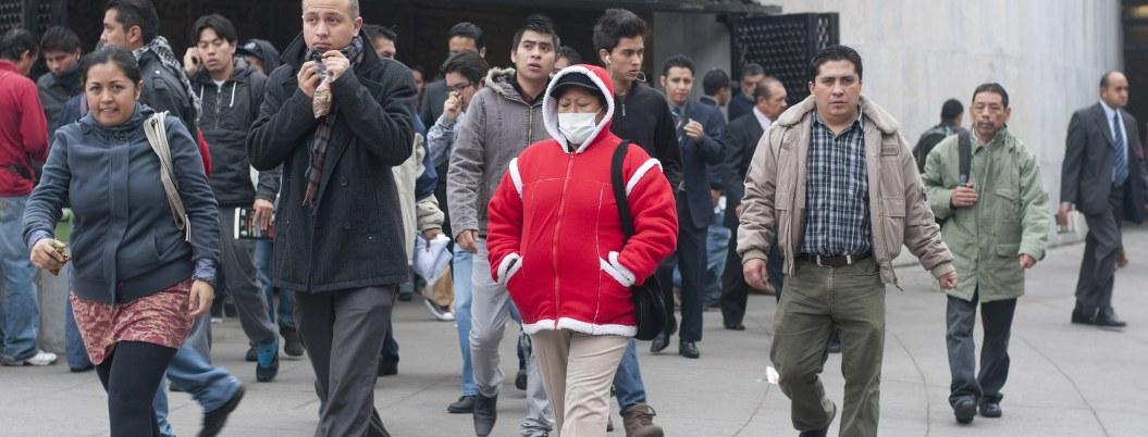 Hará frío en la mayor parte del país
