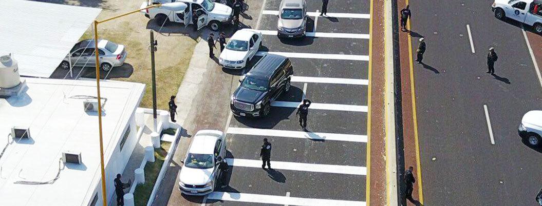 Envía Fiscalía 220 agentes a 7 destinos de Guerrero