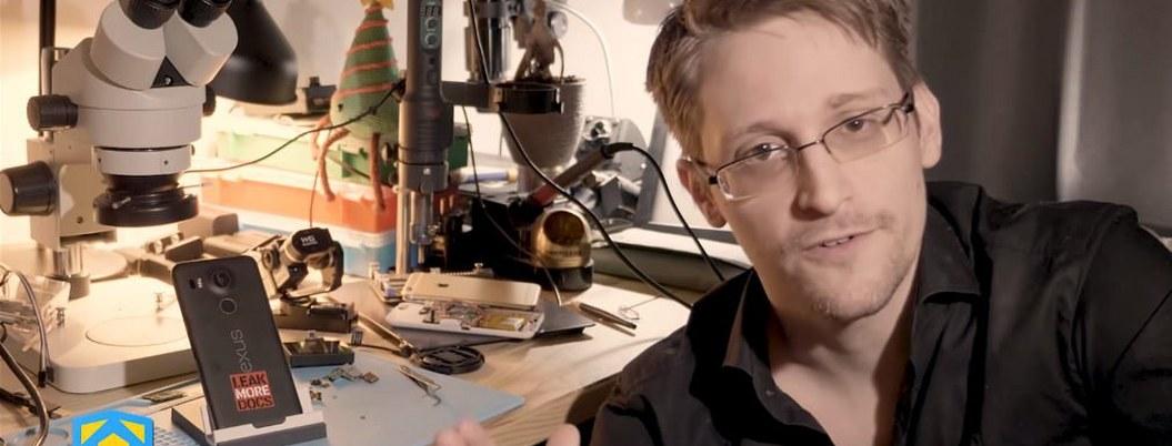 Haven, la app de videovigilancia para Andoid de Edward Snowden