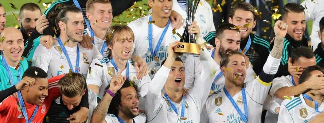 Cristiano Ronaldo hace bicampeón del mundo al Real Madrid